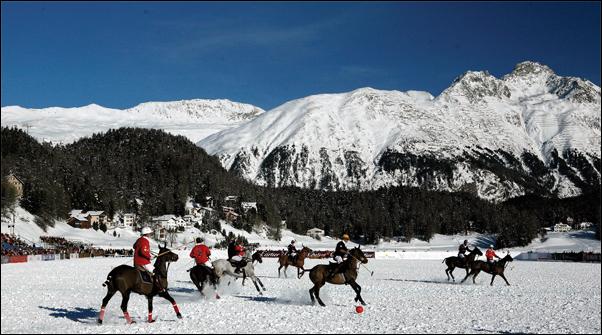 St Moritz Cartier Polo Cup