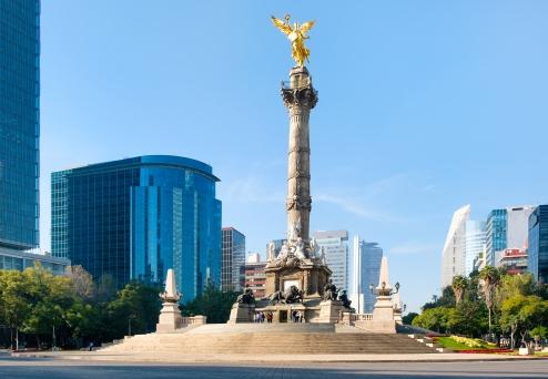 CDMX Paseo la reforma MEXICO